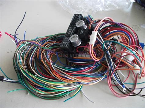 auto electronic computer motorcycle wire harness or connector ly china manufacturer