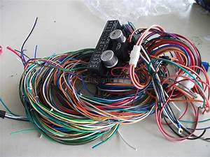 Auto  Electronic  Computer  Motorcycle  Turk Wire Harness Or Connector