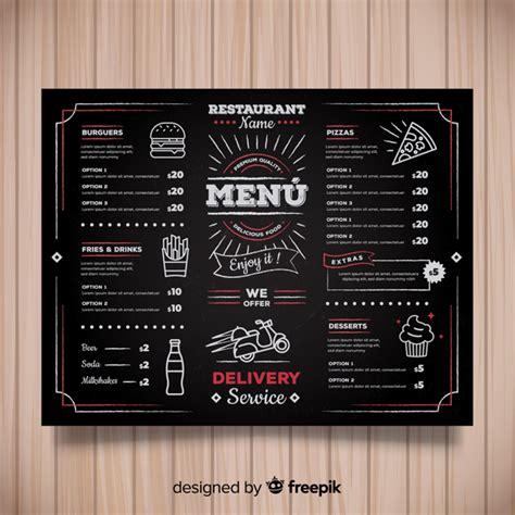 menu vectors   psd files