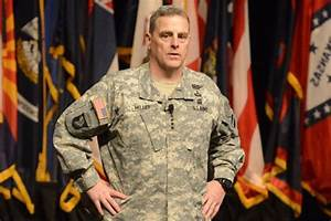 Pentagon Taps Milley as Next Army Chief of Staff ...