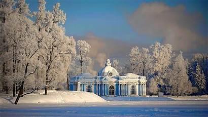 Winter Russian Wallpapers Russia Snow Petersburg St