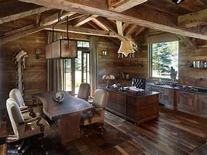 Breathtaking, Rustic, Ranch, House, Tucked, Into, The, Beartooth, Mountains