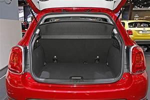 Coffre Fiat 500 : prix fiat 500 x nouveaux moteurs multijet 95 ch et multiair 140 ch photo 8 l 39 argus ~ Gottalentnigeria.com Avis de Voitures