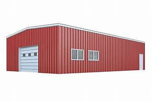 30x40 metal building kit quick prices general steel shop With 40x100 metal building prices
