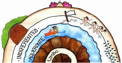 Divina Comedia Dante Mapa Infierno Mapas Visitar