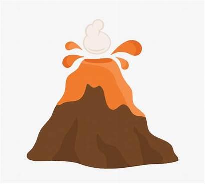 Clipart Volcano Clip Clipartkey Clipground Volcanos