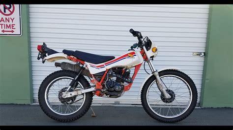 Dans 1987 Honda Reflex 200 For Sale In Las Vegas