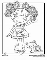 Coloring Pages Lalaloopsy Hair Doll Crazy Silly Sparkles Jewel Printable Insane Colouring Cartoonjr Cartoon Funny Jr Getcolorings Sheets Popular Getdrawings sketch template