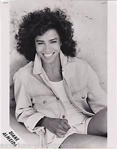 Diane Almeida Original Talent Agency Photograph w Resume ...