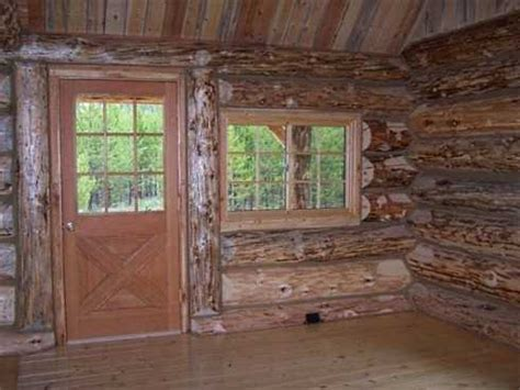 Kitchen Cabinet Doors For Mobile Homes by Log Cabin Style Mobile Homes Well Rounded Walls On