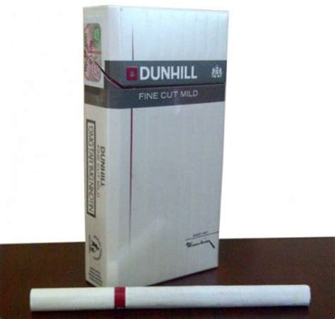 Pall Mall Lights by Dunhill Cigarettes