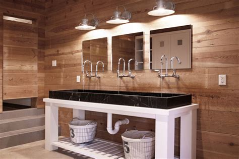 Unique Rustic Bathroom Lights by 15 Unique Bathroom Light Fixtures Ultimate Home Ideas