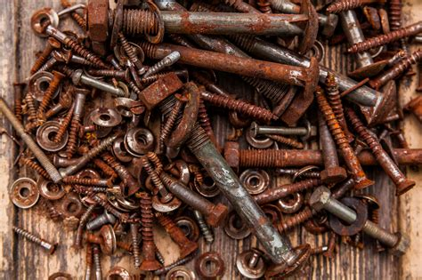 oxidized copper metal corrosion parts definition container transport different meaning rusty desiccant which