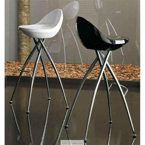 chaise de bar 4 pieds tabouret fixe 4 pieds cico et tabourets 4 pieds par midj tabourets 65 cm 75 cm