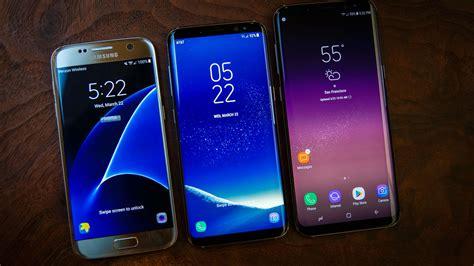 Galaxy S8 Edge Galaxy S8 Specs Vs S8 Plus S7 S7 Edge And S6 Cnet