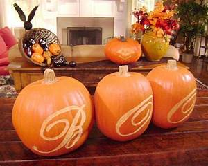 10, Lovely, Cool, Pumpkin, Ideas, Without, Carving, 2020