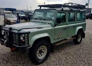 Land Rover Macon : 1992 land rover defender 110 for sale 1944130 hemmings motor news ~ Medecine-chirurgie-esthetiques.com Avis de Voitures