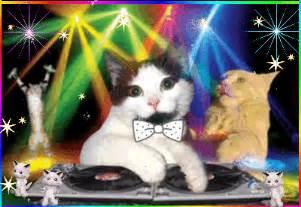 cat dj dj cat picture 128619627 blingee