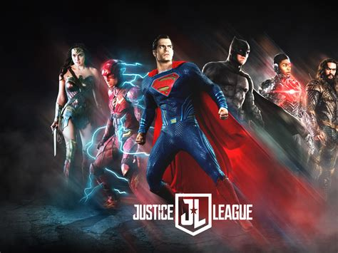 justice league  poster fan art hd  wallpaper