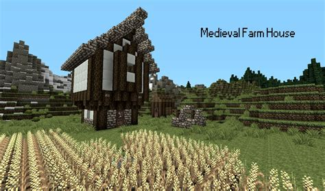 compact dining farm house minecraft project