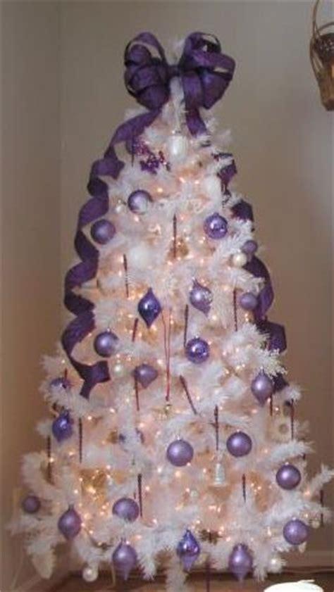 maneras de decorar un 193 rbol de navidad color blanco