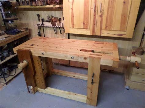 workbench  bertha  lumberjockscom woodworking