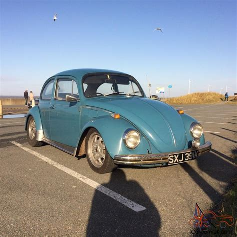 Classic Vw Beetle Type 4 Powered