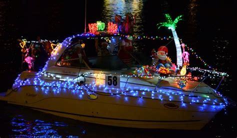 cupids christmas boat lane parade  houston
