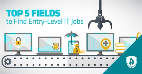 top  fields  find entry level  jobs