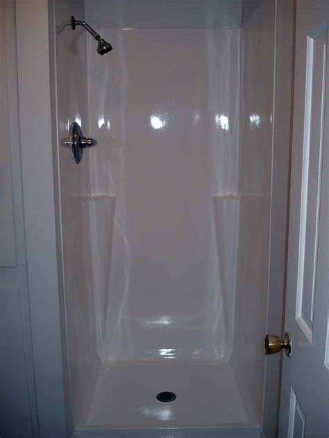modern fiberglass shower ideas home design hairstyle