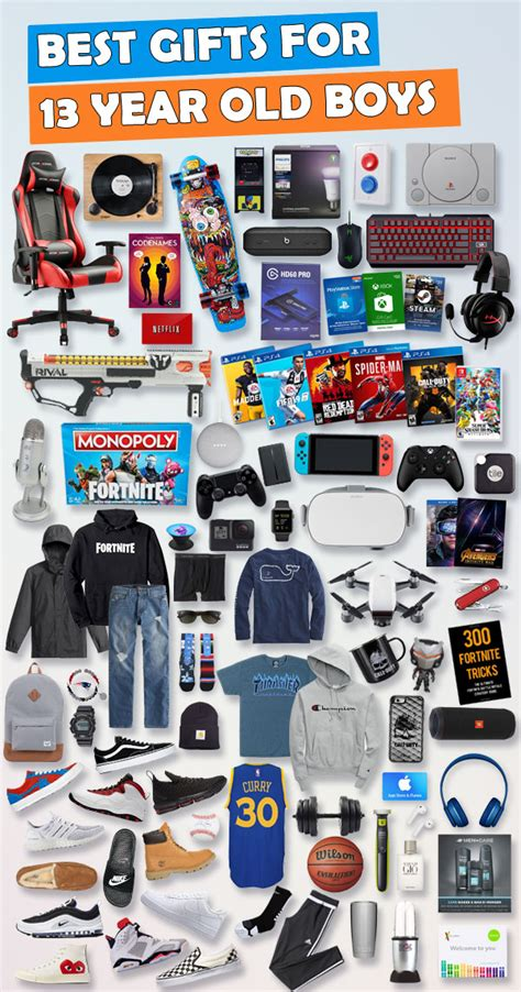 13 year old boy christmas gifts top gifts for 13 year boys updated list