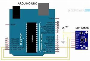 Getting Started With Arduino And Mpu6050  Interfacing Mpu