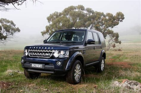 land rover discovery  tdv review loaded