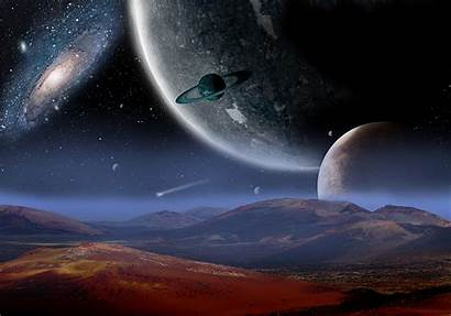 Planet Another Space Planetas Planets Imagenes Surface