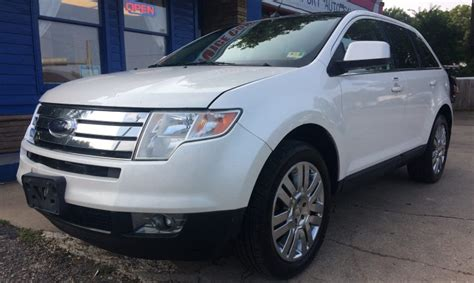 ford edge limited airport auto sales  cars