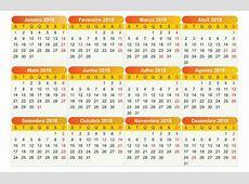 Baú da Web Calendário 2018 grátis