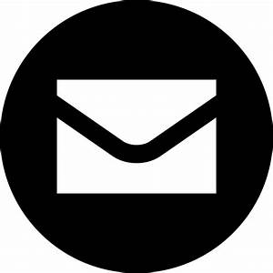 11 Free Mail Icon White PNG Images - White Envelope Icon ...