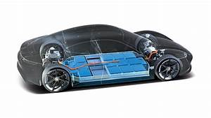 Porsche Taycan  Over 600 Hp And 310 Miles Of Range