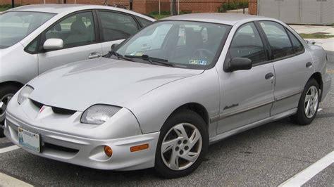2000 Pontiac Sunfire by 2000 Pontiac Sunfire Gt Coupe 2 4l Manual