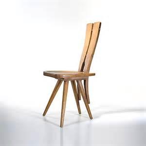 chaise en bois design chaise bois mobilier intérieurs