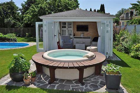 Garten Gestalten Mit Whirlpool by Besondere Orte Im Garten Pl 228 Tze Zum Entspannen Genie 223 En
