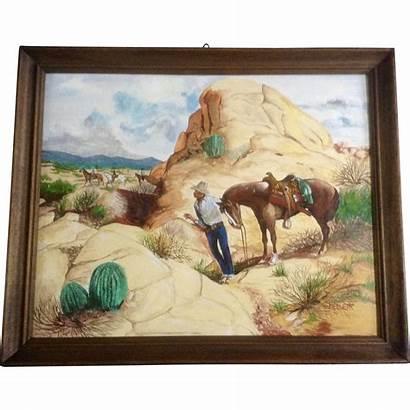 Board Painting Canvas Heller Oil Larry Artist