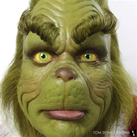jim carrey grinch makeup www pixshark com images