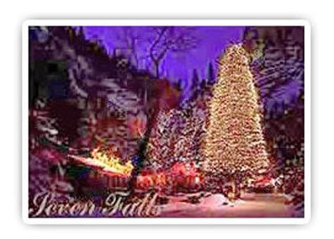 lights at seven falls for the holidays jason daniels