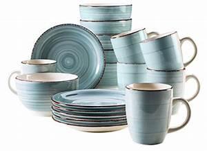Geschirr Set Steingut : keramik geschirr das beste f r die k che so wird gekocht ~ Watch28wear.com Haus und Dekorationen