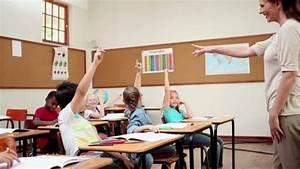 Escolar / Clase / Aula de clases | HD Stock Video 908-680 ...
