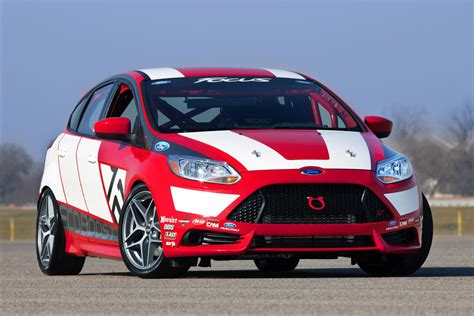 Ford Car : 2011 Ford Focus Race Car Concept News And Information