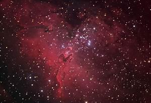 M16 Eagle Nebula (page 2) - Pics about space