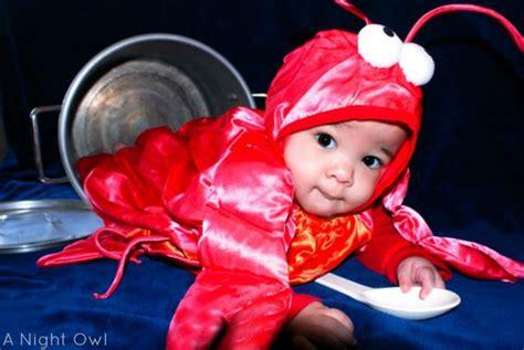 Lobster Pot Baby Costume Meningrey