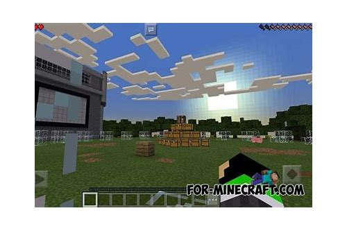 Minecraft pe the hunger games map download :: mapomasda